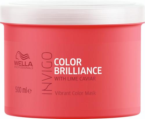 Imagem 1 de 2 de Promoção Wella Invigo Brilliance Máscara Cabelos Color 500gr
