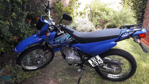 Yamaha Xtz 125 2019 3300 Km