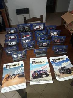 Coleccion Dakar 2 (camiones, Autos Y Motos Del Dakar)