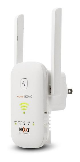 Repetidor Extensor De Señal Wifi 1200mbps Nexxt Caballito
