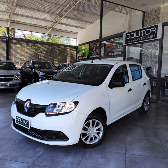 Renault Sandero 1.0 Sce Flex Authentique 2018/ Sandero 18