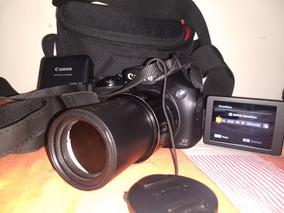Canon Sx60 Hs Superzom Excelente