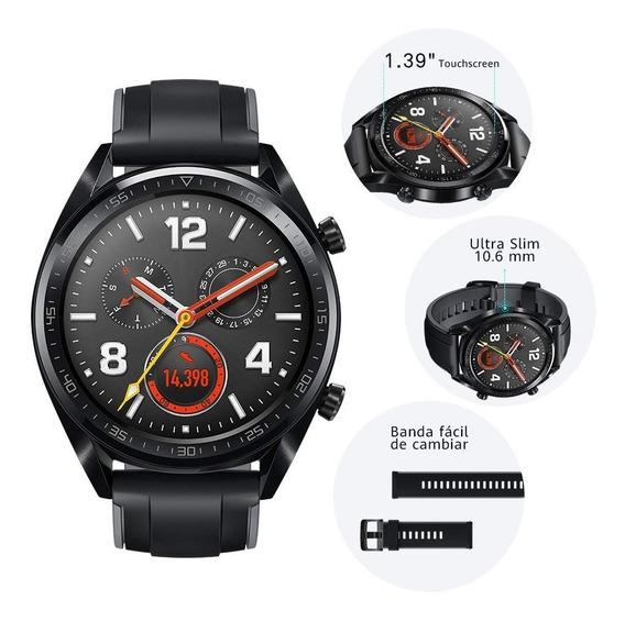 Huawei Watch Gt Sport Reloj Original Envio Desde Mexico