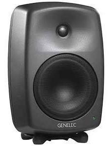 Monitor De Audio Genelec 8040a Profissional Unidade