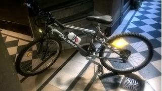 Bici Olmo Safari, Rodado 24, Muy Poco Uso.