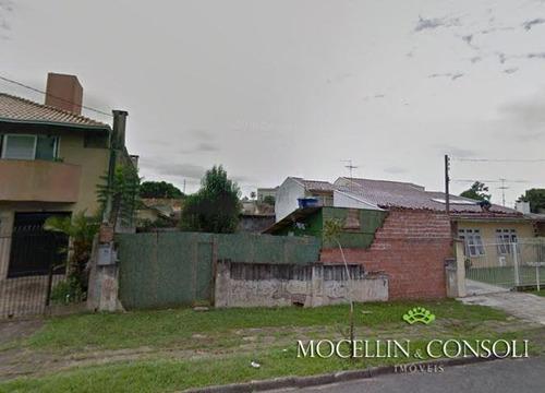 Terreno, 240 M² - Venda Por R$ 395.000,00 Ou Aluguel Por R$ 1.600,00/mês - Prado Velho - Curitiba/pr - Te0030