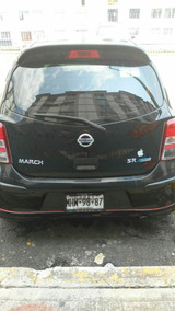 Nissan March Nissan March Sr 2012