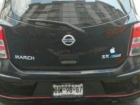 Nissan March Nissan March Sr 2012 Economico