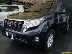 Toyota Prado Blindado