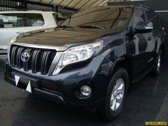 Toyota Prado Blindado Nivel 3