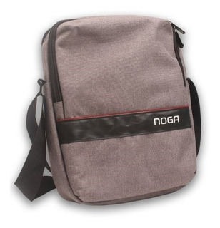 Bolso Morral Noga Bg-8754w Tablet Notebook 10 Pulgadas