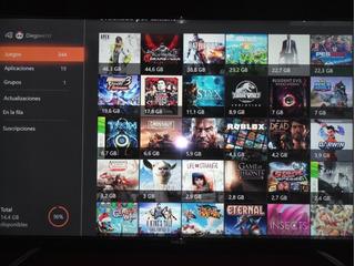 Consola Xbox One Con 344 Juegos Tienda Xbox One Almagro