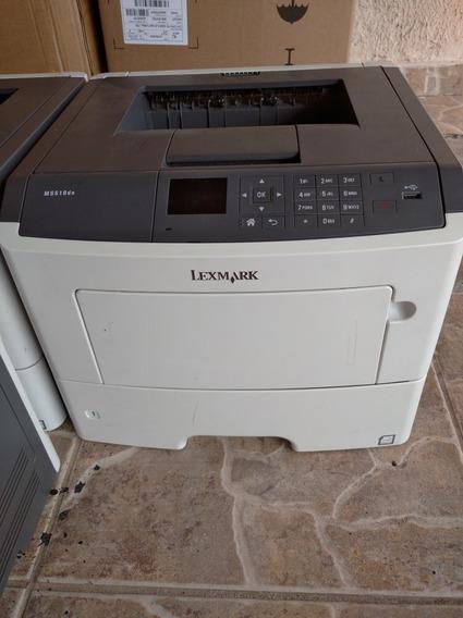 Impressora Lexmark Ms610 Abaixo De 50k Revisada