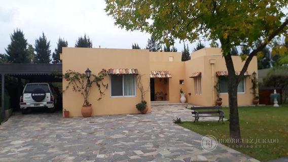 Impecable Casa En B.c. Santa Clara - Villanueva - Benavidez - Tigre