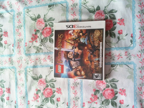Lego The Lord Of The Rings - 3ds