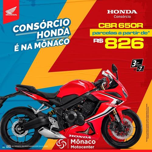 Imagem 1 de 1 de Honda Cbr 650 R
