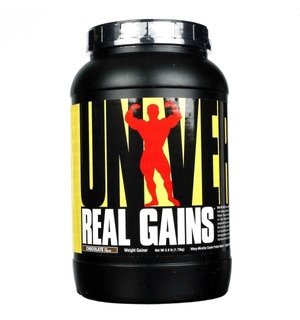 Universal Nutrition Real Gains (3,8 Lbs) Chocolate