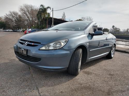 Imagen 1 de 15 de Peugeot 307 Cc Cabriolet 2.0, Frances , Equipo Full,el Mejor