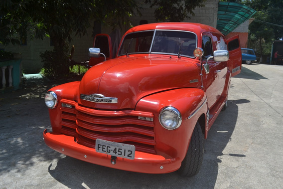 Furgão Chevrolet