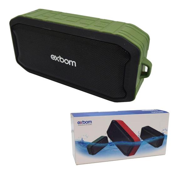 Caixa De Som Bluetooth A Prova D