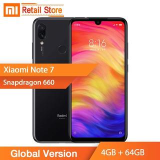 Smartphone Xiaomi Redmi Nota 7 4g + 64 Gb