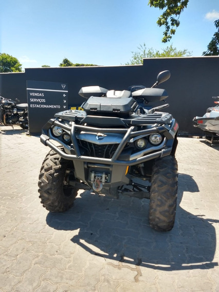 Can-am Quadriciclo Outlander 850 Max Xtp. 2017
