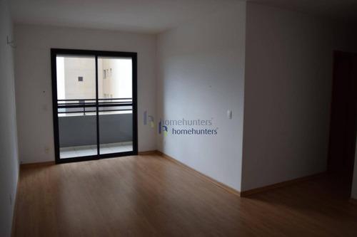 Apartamento Com 3 Dormitórios À Venda, 85 M² Por R$ 751.300,97 - Vila Brandina - Campinas/sp - Ap6674