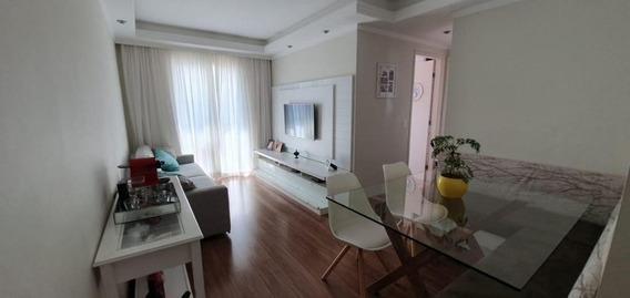 Apartamento Em Vila Gumercindo, São Paulo/sp De 54m² 2 Quartos À Venda Por R$ 398.000,00 - Ap218525