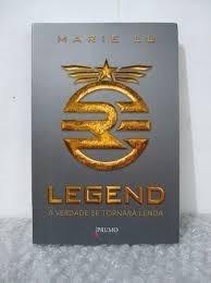 Legend - A Verdade Se Tornará Lenda Lu, Marie