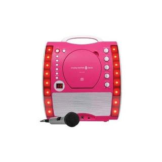 Singing Machine - Classic Cd G Sistema De Karaoke - Rosa