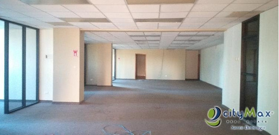 Oficinas En Alquiler On 491.32 Mts En Piantini 6to Piso-pal-012-01-20-4