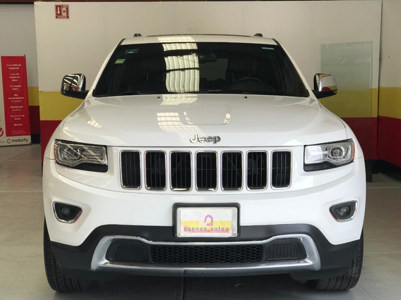 Jeep Grand Cherokee Limited Lujo 2014