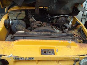 Sucata Troller 2.8 Ano 2004 P/ Retirada De Peças