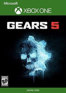 Gears 5 Xbox One Codigo