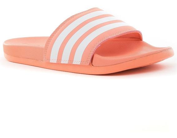 Ojotas Chinela adidas Slides Adilette Comfort Mujer