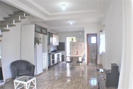Casa Para Aluguel - São João Do Rio Vermelho, 1 Quarto, 100 - 893000174