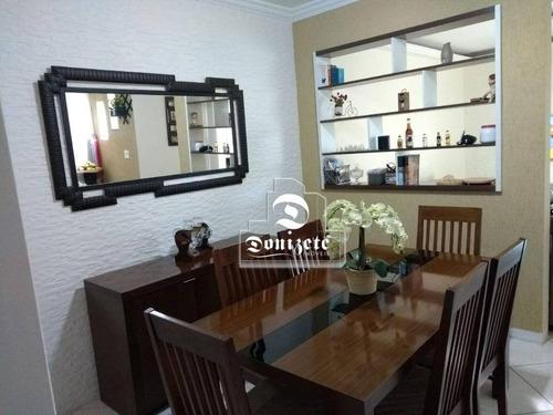 Sobrado Com 2 Dormitórios À Venda, 59 M² Por R$ 260.000,00 - Jardim Vila Rica - Santo André/sp - So3723