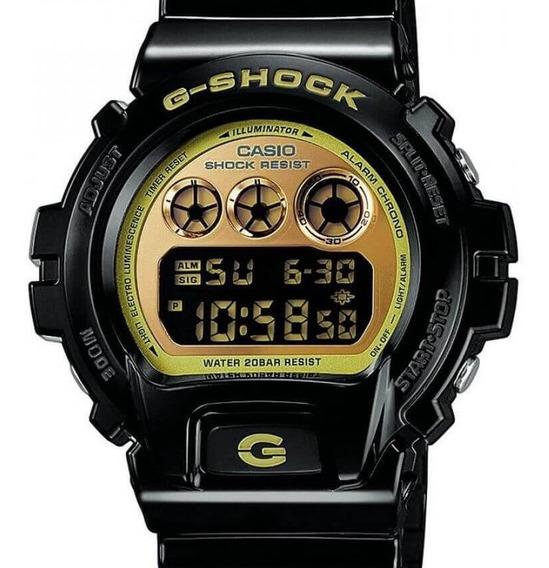 Relogio Casio Masculino G-shock - Dw-6900cb-1ds