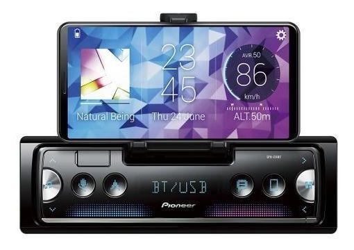 Som Automotivo Smartphone Receiver Pioneer Sph-c10bt
