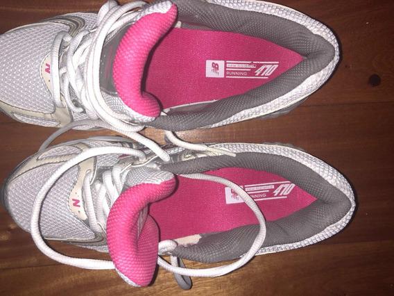Zapatillas New Balance Running 470 Número 40 1/2 O 26 Cm. 2