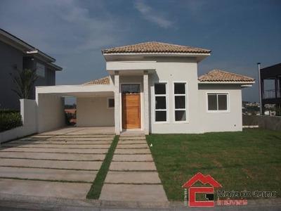 Venda - Casa Em Condomínio Terras De Santa Adelia / Vargem Grande Paulista/sp - 4763