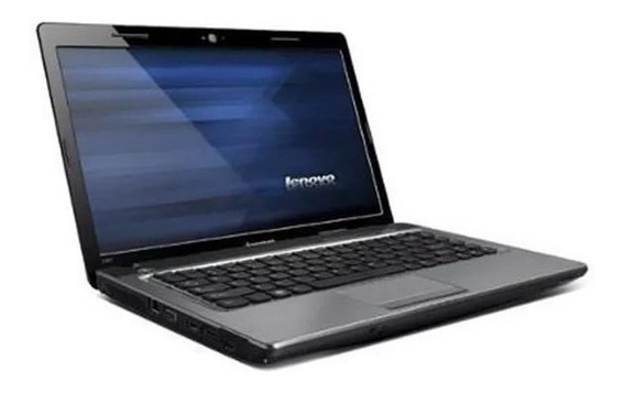 Notebook Lenovo Z460 Core I5 M460 4gb Ram, Hd 320gb - Tela 14