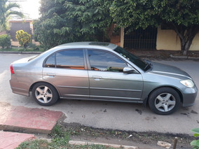 Honda Civic 2005 Fuell Gris