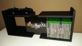 Prateleira Personalizada: Batman Arkan Kinigth