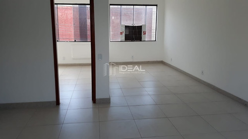 Imagem 1 de 9 de Sala Em Centro  -  Campos Dos Goytacazes - 13516