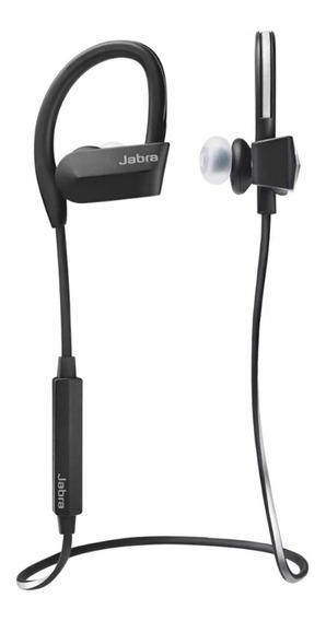 Jabra Fone Sport Pace Black Wireless Workout Headphones