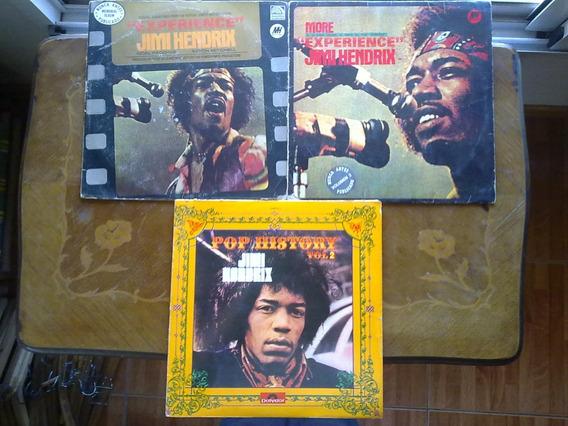 Jimi Hendrix: Experience, More Experience, Pop History Vol 2