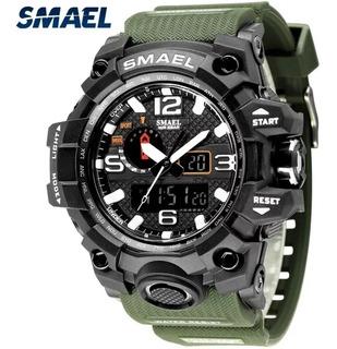 Relógio Masculino Smael 1545 G-shock Militar - Promoção!!