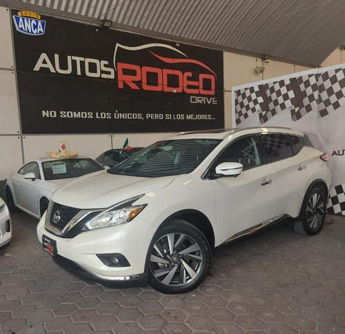 Imagen 1 de 15 de Nissan Murano 3.5 Exclusive Awd Cvt 2019