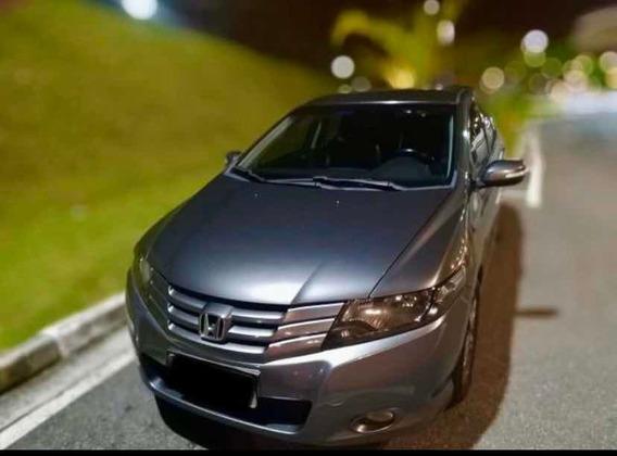 Honda City 1.5 Automatico Gnv